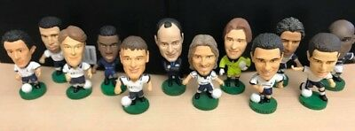 Set of 12 Tottenham Hotspur Corinthian football figures