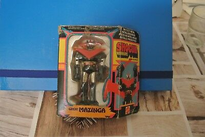 grande mazinga shougn warriors mattel in box prezzo offerta!!