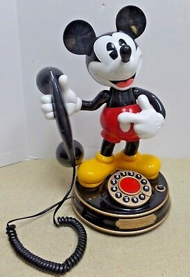 Disney Mickey Mouse Animated Talking Telemania
