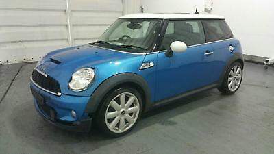 2007 Mini Cooper S Salvage Category N 65009