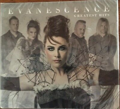 "Evanescence ""greatest Hits"" Rare Double Cd Neuf !"