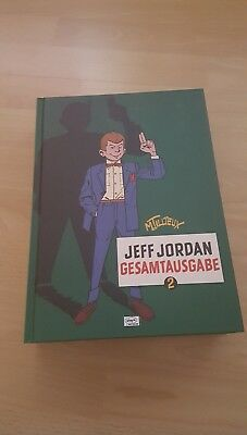 Jeff Jordan gesamtausgabe nr 2 hc ehapa Comic Collection