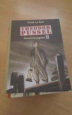 Theodor Pussel gesamtausgabe nr 2 hc ehapa Comic Collection