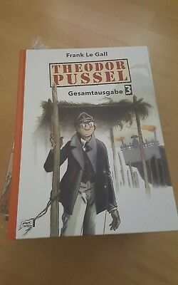 Theodor pussel gesamtausgabe nr 3 hc ehapa Comic Collection