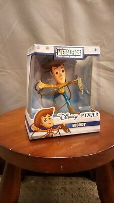 New in box Metalfigs Disney Pixar Woody die-cast metal figure