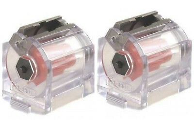 2 pack Ruger 10/22 Clear 10rd 22LR Rifle Magazine 90223 MAG 10 Round BX1CLR OEM