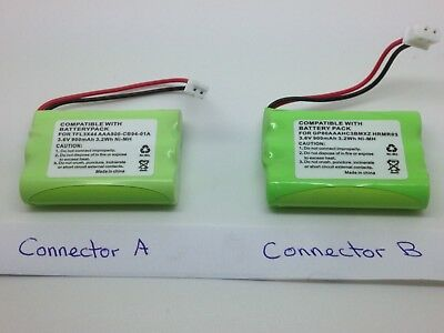 Rechargeable Battery 3.6V Compatible With Motorola Mbp36S Baby Monitor