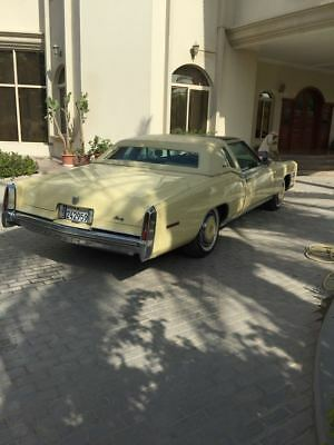 1978 Cadillac Eldorado T-top T-Top1978 Cadillac Eldorado (only 7 made)