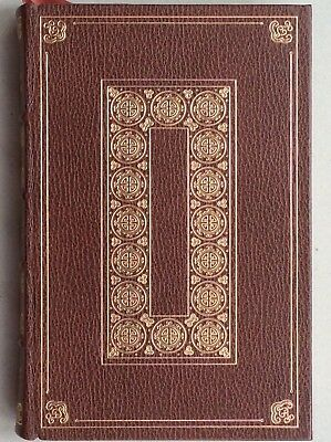 'The Good Earth' by: Pearl S. Buck - in a Leatherbound Franklin Library Edition