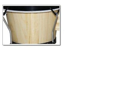 D04 New Percussion 7 and 9 inch High Quality Musical Instruments Bongo Drums O