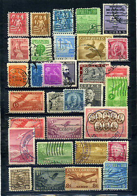 nice lot oldies from the Caribbean, all postally used