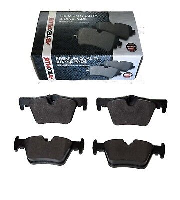 REAR ABTEX PLUS PREMIUM BRAKE DISC PADS FITS BMW 3 SERIES ROVER 75 PLU3635