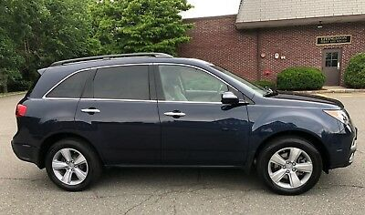 2012 Acura MDX Technology Package 2012 Acura MDX w Tech Package Excellent Condition 43K miles