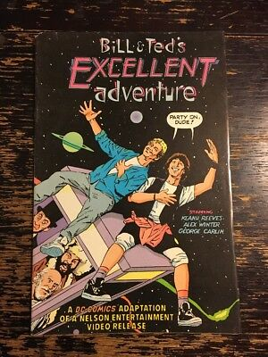 Bill And Ted's Excellent Adventure #1 Combine Shipping Discount