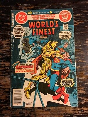 World's Finest #274 combine shipping discount