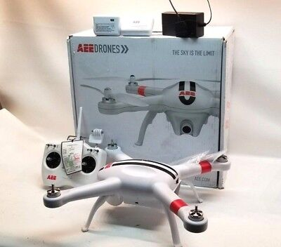 AEE Drones Toruk AP10 Pro Quadcopter Aircraft System w/ Integrated 16MP FPV Cam