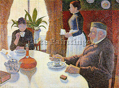 Signac Paul French 1863 Artist Painting Handmade Oil Canvas Repro Wall Art Deco