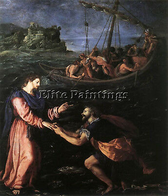 Alessandro Allori 1 Artist Painting Reproduction Handmade Oil Canvas Repro Deco