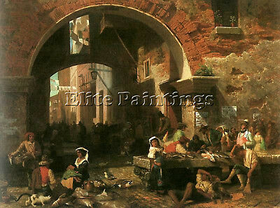 Bierstadt6 Artist Painting Reproduction Handmade Oil Canvas Repro Wall Art Deco