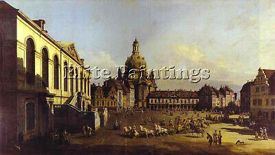 Bellotto14 Artist Painting Reproduction Handmade Oil Canvas Repro Wall Art Deco