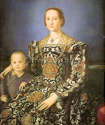 Bronzino4 Artist Painting Reproduction Handmade Oil Canvas Repro Wall Art Deco