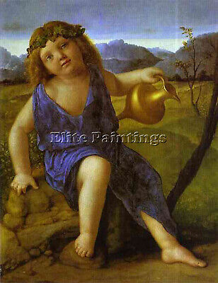 Bellini74 Artist Painting Reproduction Handmade Oil Canvas Repro Wall Art Deco