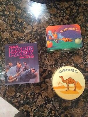 Camel Collector Series Lighters (Set of 3)