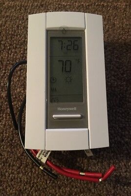 Honeywell TL8230A1003 LineVolt Pro 8000 Electronic Programmable Line Voltage The