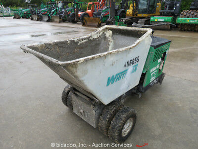 2012 MULTIQUIP WHITEMAN WBH-16FSB Ride On Self Propelled Concrete Power  Buggy