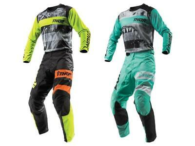 2019 Thor MX Pulse Savage Big Kat / Jaws Adult Motocross Pant  or Jersey