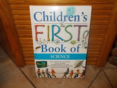 Children's First Book of Science by Neil Morris ( 1998 Hardcover)