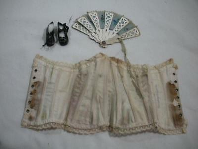 Antique Doll Clothes From Worlds Columbian Exposition Chicago 1893