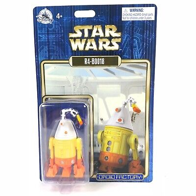 Star Wars Droid Factory R4-BOO18 Halloween 2018 R4-B0018 Disney Parks Candy Corn