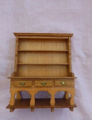 Dolls' House Miniature - B. Masters Hand Crafted Dresser