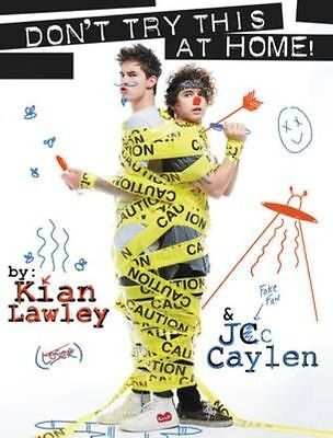 Kian and Jc: Don't Try This at Home!, Caylen, Jc, Lawley, Kian, New Book