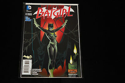 Batgirl #35 Monsters Variant New 52 (Bagged&Boarded) DC