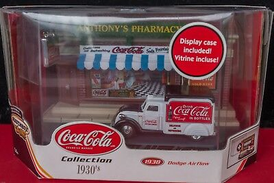 Matchbox Collectibles 1938 Dodge Air Flow Anthony's Pharmacy With Display  - New