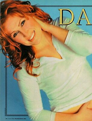 Jo Dee Messina 1 Page 2001 Magazine Picture Clipping Country Music