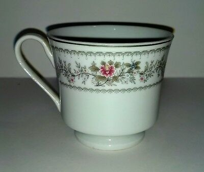 Vintage Napco Tea Cup floral beautiful