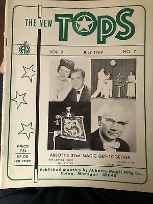 Abbotts Tops Magazine.       23rd Get Together.