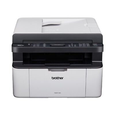 Brother MFC-1810 Laser Multifunction Printer Monochrome - Fax