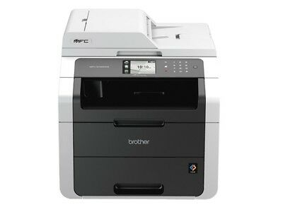 Brother MFC-9140CDN Laser Multifunction Printer Colour - Fax