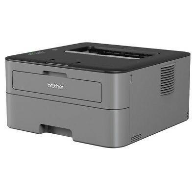 Brother HL-L2300D Laser Desktop Printer Monochrome - Duplex