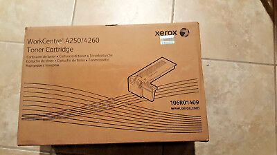 Genuine Xerox Workcentre 4250 / 4260 106R01409 New Factory Sealed Oem