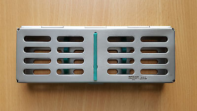 Dental Sterilization Cassette Rack Tray for 5 instruments CE | By Surgimax®