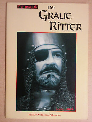 Der Graue Ritter Abenteuerband Pendragon; 1990, Fantasy Productions/Chaosium