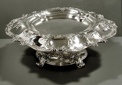 """Gorham Sterling Silver Compote        c1905 """" MARTELE STYLE """"    SPECIAL ORDER"""
