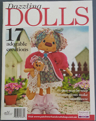 Dazzling Dolls Magazine No.2  17Adorable Creations Our step-by-step instructions