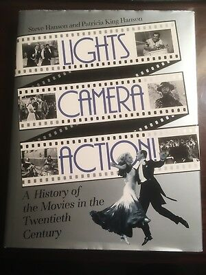 Lights Camera Action A History Of The Movies In The 20th Century