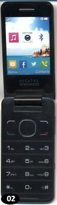 Telephone FACTICE - Alcatel OneTouch 20.12